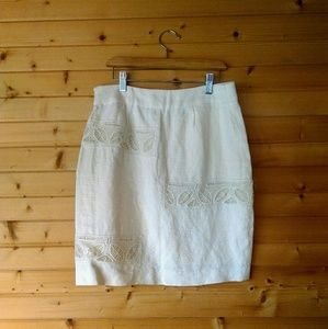 NWOT! MOULINETTE SOEURS Bonsai Breeze Skirt